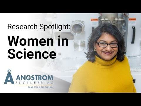 Research Spotlight | Women in Science