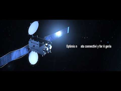 EUTELSAT 5 West B Satellite