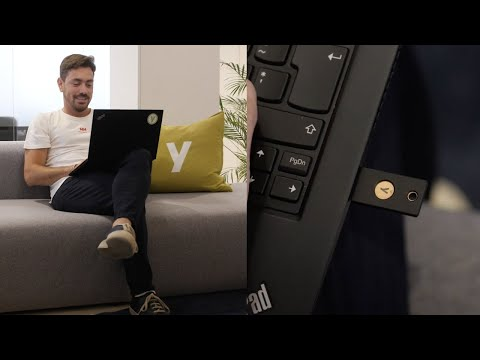 Securing shared workstations for privileged users: The YubiKey as a Smart Card