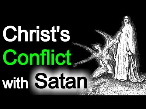 The Conflict of Christ with Satan - Adolphe Monod / Classic Audio Book