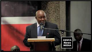 CHAIRMAN PETER KIGUTA REMARKS AT COUNTDOWN TO 2019 CENSUS