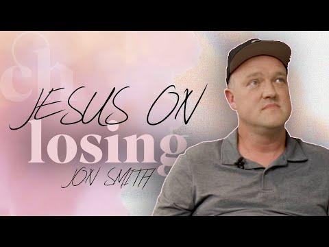 Jesus on Losing