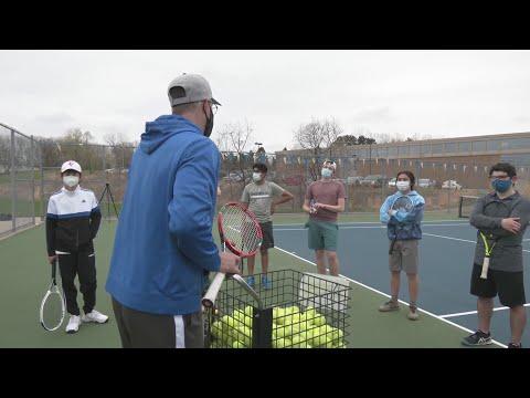 Mounds Park Academy/Nova Classical Academy Boy's Tennis Team Returns