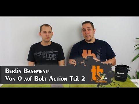 Bolt Action Einsteigerguide
