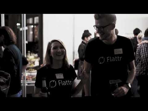 Creators Meetup in Berlin // Flattr 2.0 Launch // Aftermovie
