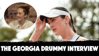 Grand Slammin' it! Meet Georgia Drummy, Irish tennis' rising star   Off The Bench