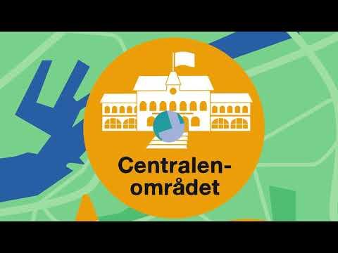 Centralenområdet – Sommararbeten i Göteborg