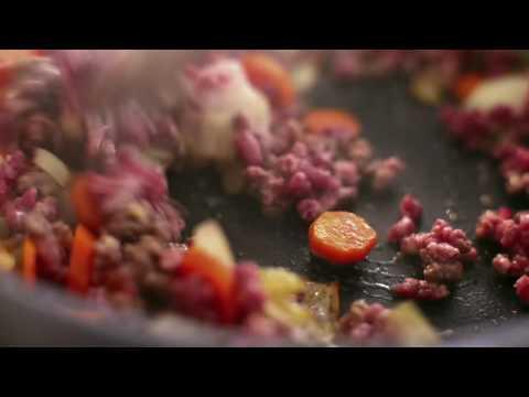 Bosch induktionshällar med PerfectCook sensor | för Pasta Bolognese