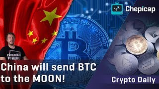 China LOVES Bitcoin!? New BTC indicator flashes BUY! 🚨 | Chepicap