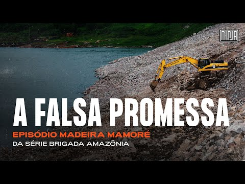 A Falsa Promessa - Episódio Madeira Mamoré da série Brigada NINJA Amazônia