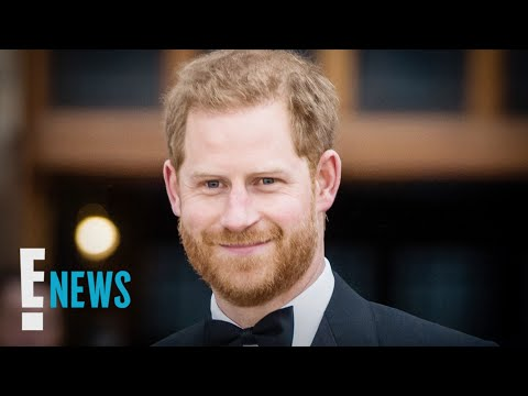 Prince Harry Addresses Nude Vegas Photos in Revealing Interview | E! News