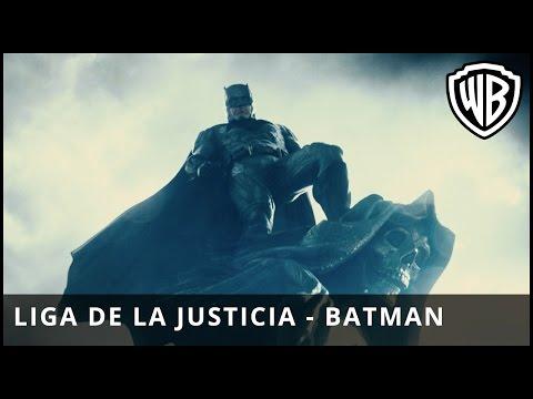 Liga de la Justicia - Batman - Únete a la Liga - Batman