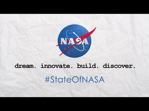 NASA: Dream. Innovate. Build. Discover.