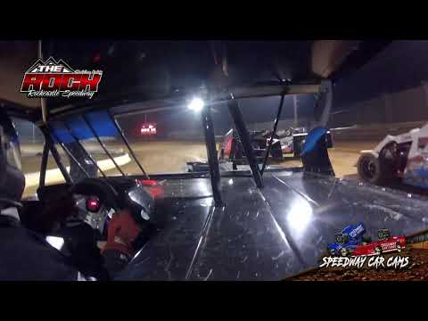 #48 Keith Denny - Open Wheel - 10-2-21 Rockcastle Speedway - In-Car Camera - dirt track racing video image
