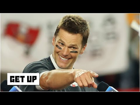 Brady 'loves the process, he loves the grind' - Damien Woody explains why Tom is so special | Get Up