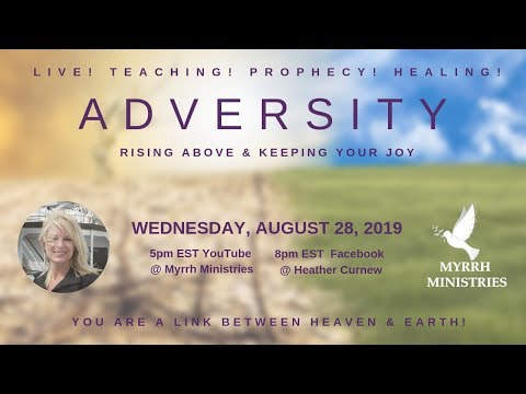 Adversity - How to Rise above and Keep your JOY!
