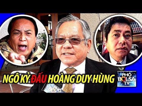 Ông Nguyễn Kinh Doanh nói gì vụ tranh cãi Hoàng Duy Hùng vs. Ngô Kỷ?