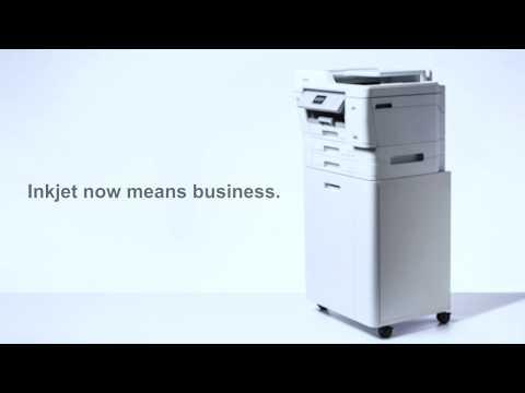 Inkjet bedeutet jetzt Business.