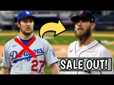 BREAKING: Trevor Bauer Officially DONE For 2021! Red Sox LOSE Chris Sale, Blue Jays (MLB Recap)