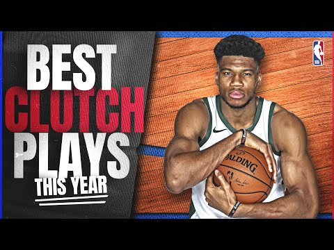 35 Minutes Of The Best Clutch Plays To Get You Through The Offseason