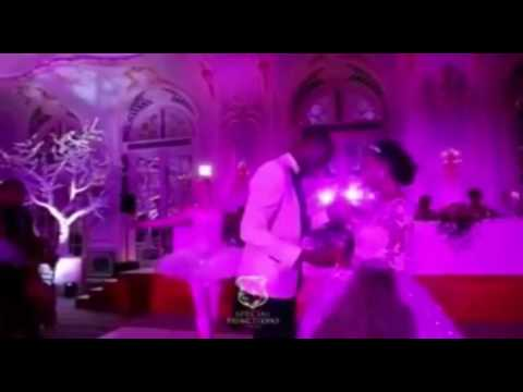 Ballet Dancers performing a First Dance - Available from AliveNetwork.com