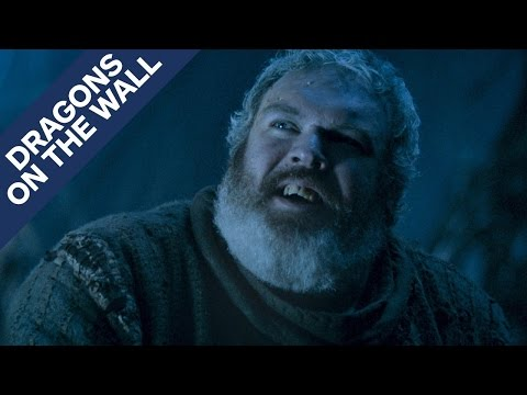 Game of Thrones - How the Hodor Reveal Affects Things Moving Forward - Dragons on the Wall - UCKy1dAqELo0zrOtPkf0eTMw