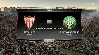 FIFA 19 World Fantasy Series - Matchday 3: Sevilla vs Bray Wanderers