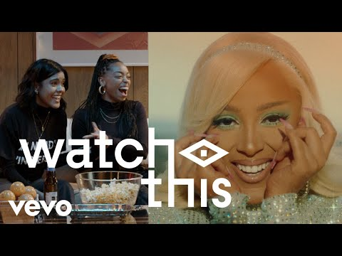 "Doja Cat - Reactions to Doja Cat's ""Say So"" 