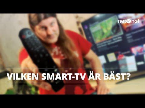 Vilket Smart-TV är bäst? | NetOnNet