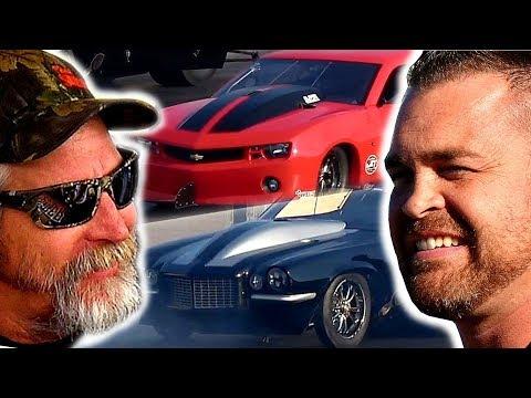 Street Outlaws Monza  vs  Ryan Martin