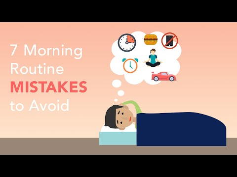 7 Ways Your Morning Routine is Killing Your Productivity  Brian Tracy