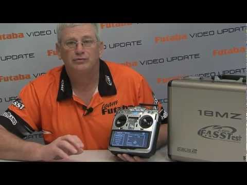 Futaba® Video Update - 18MZ 18-Channel 2.4GHz FASST Computer Radio - UCa9C6n0jPnndOL9IXJya_oQ