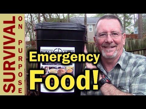 Coronavirus Quarantine! - Do You Have A 2 Week Emergency Food Supply?