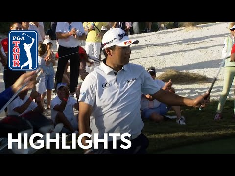 Hideki Matsuyama's winning highlights from the 2016 Hero World Challenge 2019
