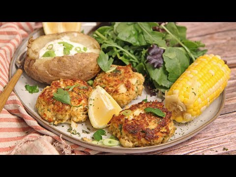 The Best Crabcakes