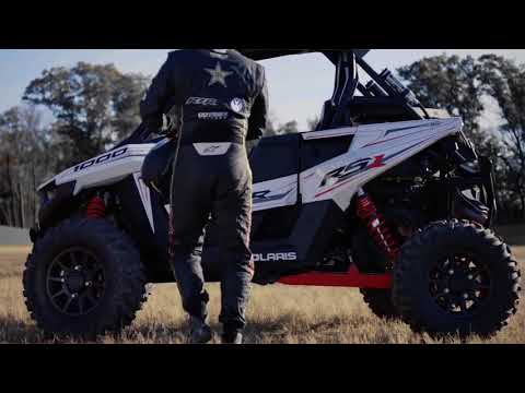 Single-Seat Polaris RZR RS1 Unveiled