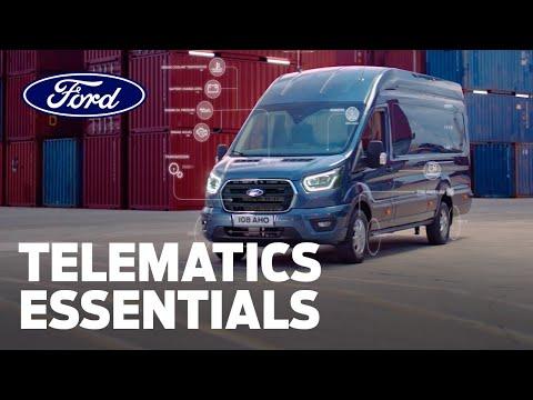 Ford Telematics Essentials – FORDLiive's Free Productivity Boost for Fleets