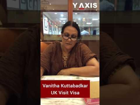 Vanitha Kuttabadkar UK Visit Visa PC Mohammed Shabbir Ahmed