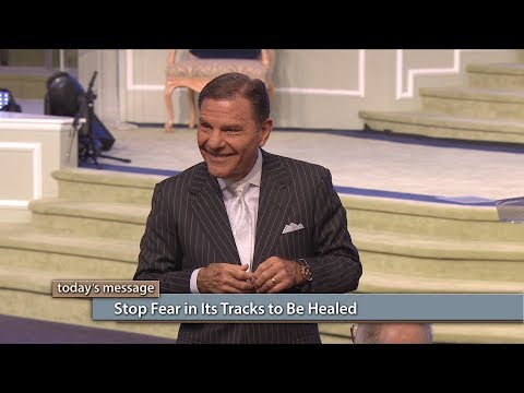 Stop Fear in Its Tracks to Be Healed