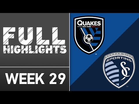 HIGHLIGHTS | San Jose Earthquakes 1-2 Sporting Kansas City