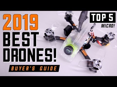 2019 BEST DRONES - BUYER'S GUIDE - UCwojJxGQ0SNeVV09mKlnonA