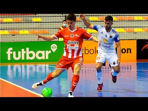 Jimbee Cartagena - Futbol Emotion Zaragoza Jornada 27 Temp 20-21
