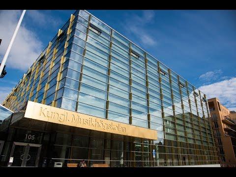 Nya Kungliga Musikhögskolan - Nominerad 4 Årets Bygge 2017