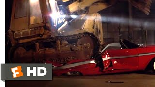 Christine (1983) - Christine Gets Crushed Scene (10/10) | Movieclips