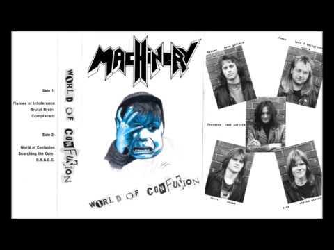 Machinery (Ger) - Brutal Brain