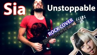 Unstoppable. Hard Rock Cover by ProgMuz!