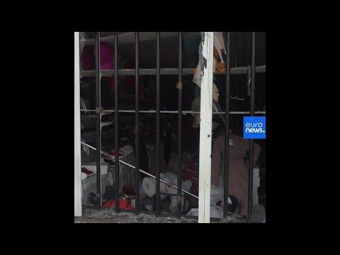 Euronews obtuvo acceso exclusivo a las ciudades azeríes en medio del conflicto contra armenia