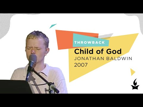 Child of God -- The Prayer Room Live Throwback Moment