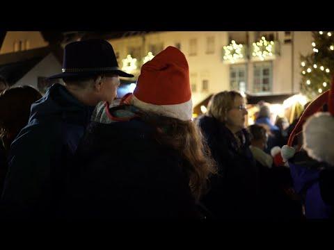 Impressionen vom Mühlacker Weihnachtsmarkt