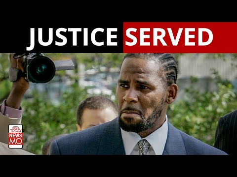 R. Kelly Verdict: R&B Singer Found Guilty of Sex Crime Charges   NewsMo   India Today